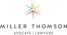 Miller Thomson Logo - Silver